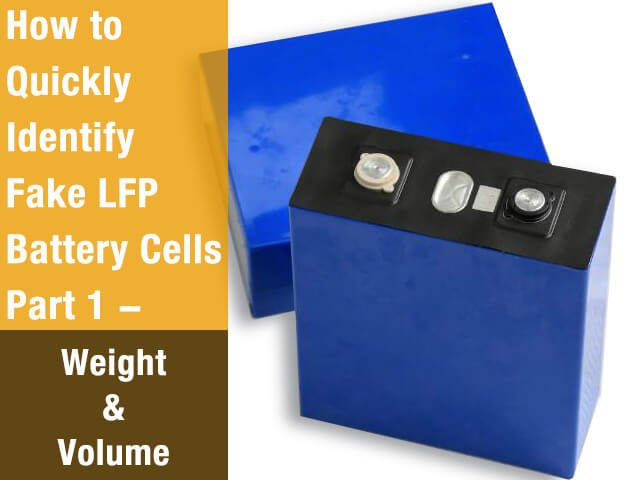 How-to-Quickly-Identify-Fake-Batteries-Part-1-Weight-and-Volume