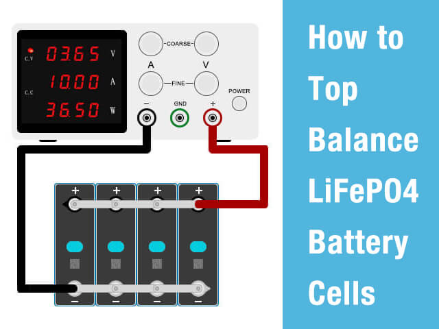 how-to-top-balance-the-LiFePO4-cell-cover